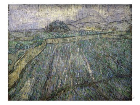 The Storm Giclee Print by Vincent van Gogh at AllPosters.com