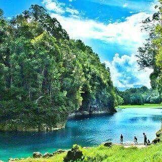 Danau Uter Maybrat Raja Ampat, Papua