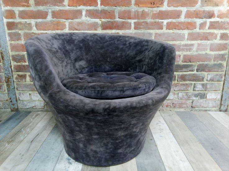 17 best ideas about fauteuil coque on pinterest meuble telephone gite grou - Fauteuil vintage occasion ...