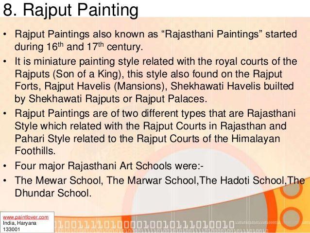 Rajput Painting