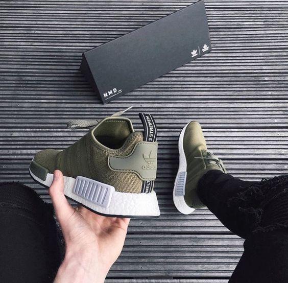 Macho Moda - Blog de Moda Masculina: 5 Sneakers que estão em alta para o Vestuário Masculino. Adidas NMD