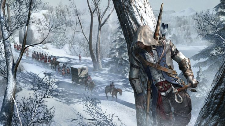 Assassin's Creed III PC Screenshots