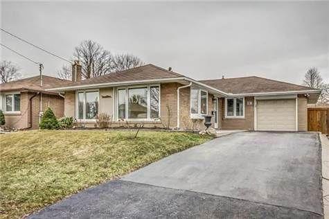 Home For Sale in Scarborough Golf Club Road/Brimorton Toronto, Ontario. For Sale at $729,000.00. 19 Hoshlega Dr., Scarborough Golf Club Road/Brimorton.