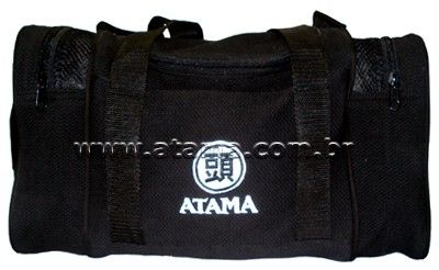 BLACK ATAMA GI GEAR BAG **LARGE**