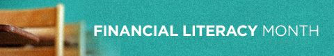 """""""Dave Ramsey, former President George W. Bush and current President Barack Obama are in complete agreement on an issue of national importance!""""  April is Financial Literacy Month!!"""