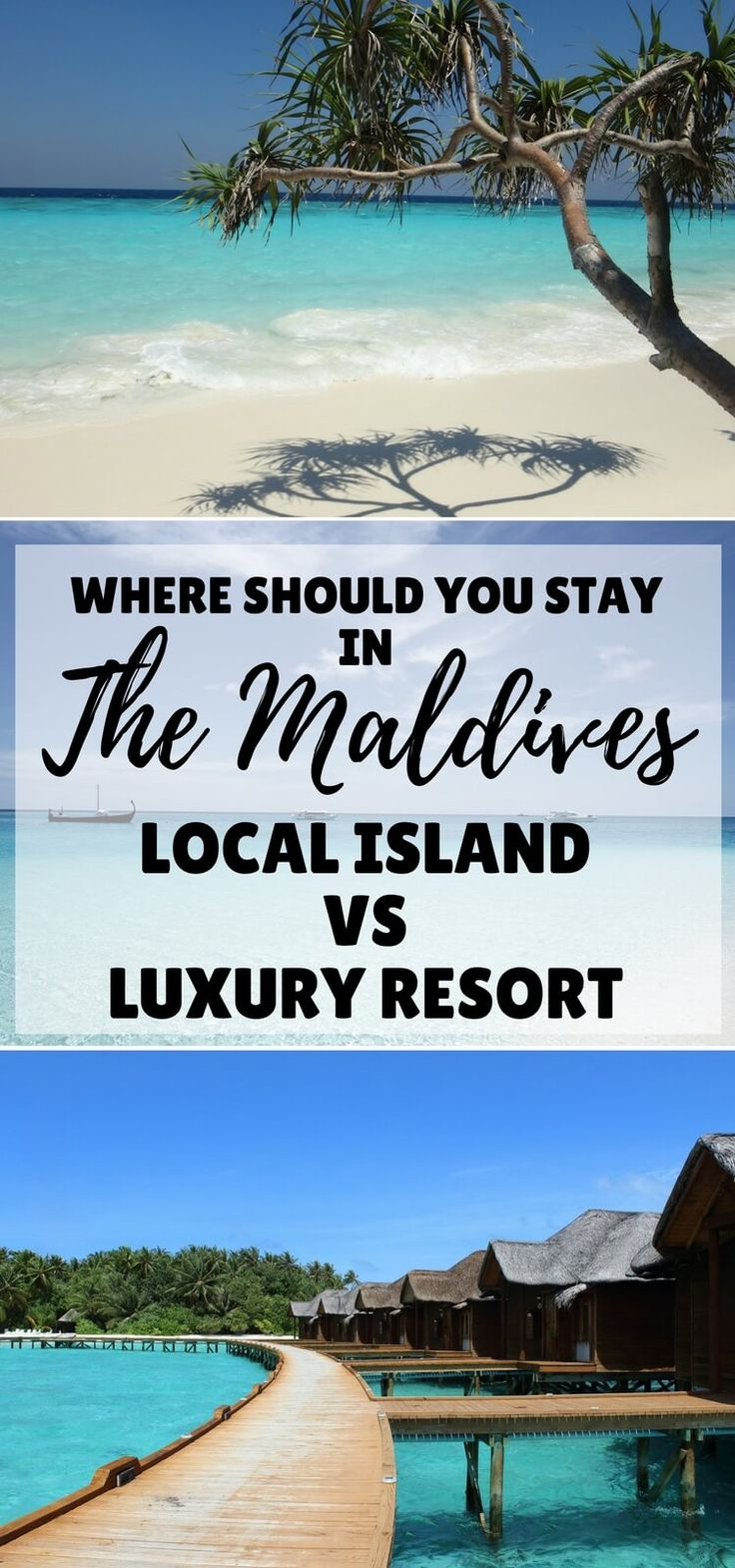 Plan The Perfect Maldives Vacation with Options For Every Budget!