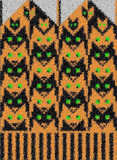 Ravelry: Too Many Cats pattern by Natalia Moreva