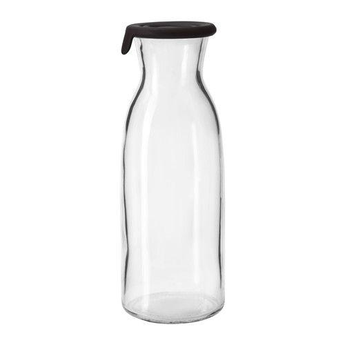 $2.99 IKEA - VARDAGEN, Carafe with lid, Milk and Juice Bottles