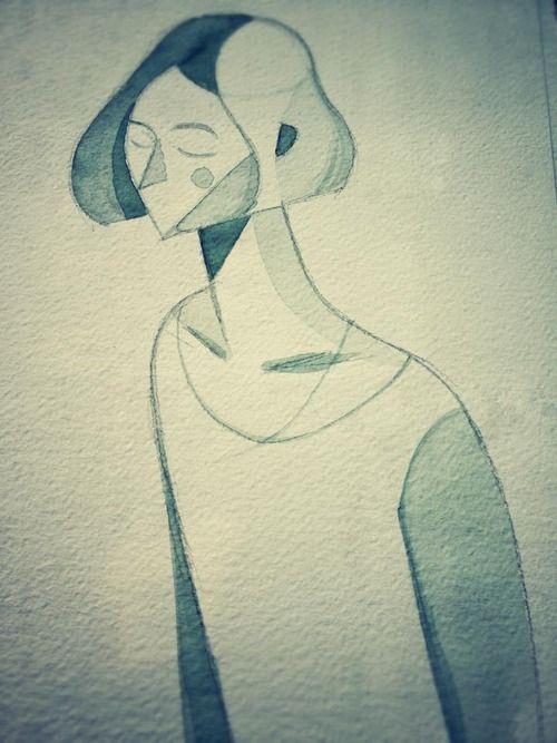 """""""Marina"""" portraits of Marina Marcolin by Riccardo Guasco"""