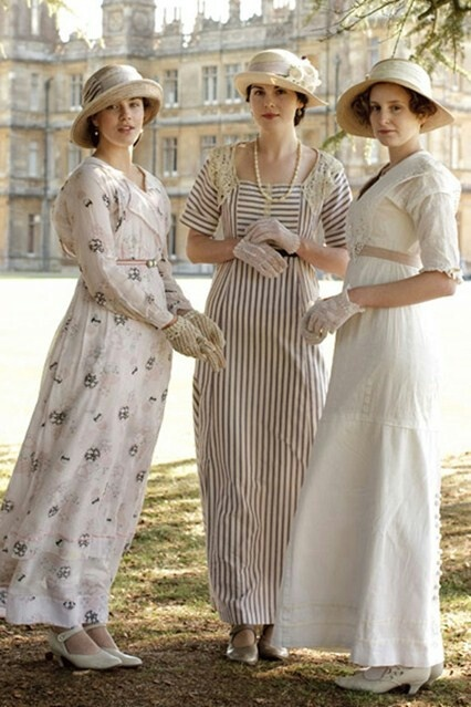 Mary, sybil and edith