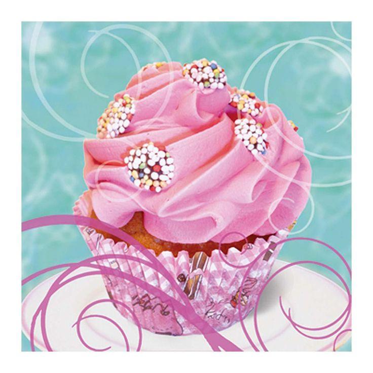Bild Cupcake on petrol Jetzt bestellen unter: https://moebel.ladendirekt.de/dekoration/bilder-und-rahmen/bilder/?uid=02add456-b4f7-5fef-a712-afb28ec52fa1&utm_source=pinterest&utm_medium=pin&utm_campaign=boards #bilder #rahmen #dekoration