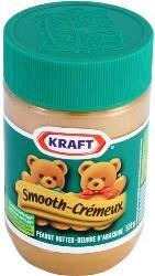Beurre d'arachides Kraft