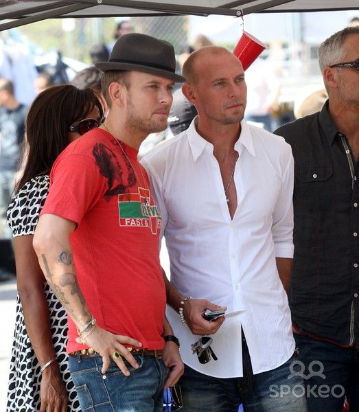 bros luke and matt goss pictures - Google Search