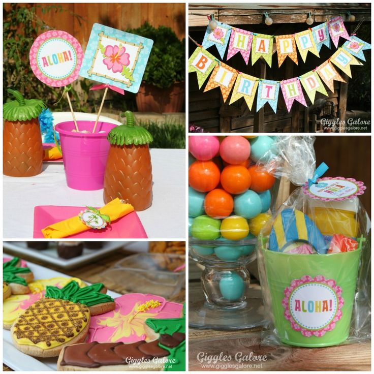 Luau-Birthday-Party-Decorations.jpg 800×800 pixels