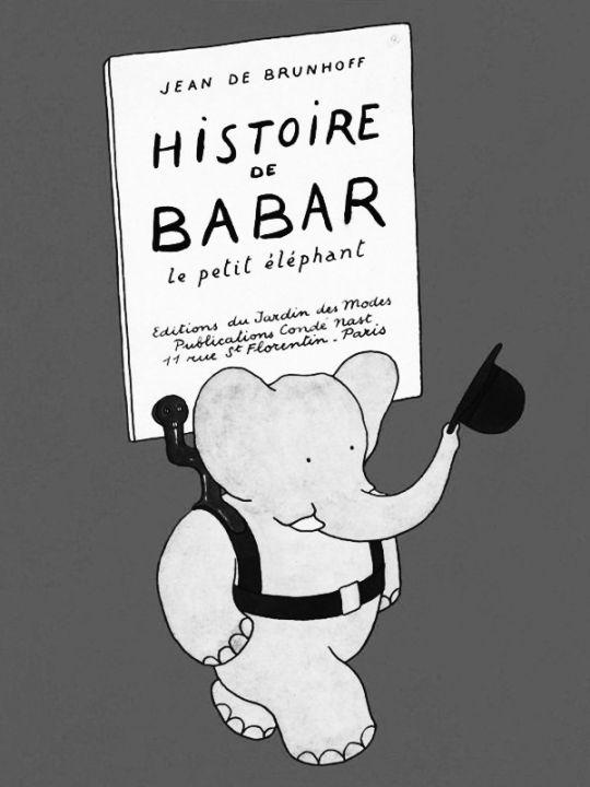 Kindle 4 Screensaver: Histoire de Babar le petit éléphant