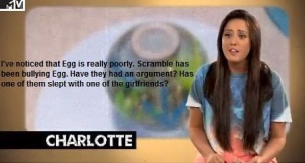 Geordie shore. Geordie shore quote. Charlotte