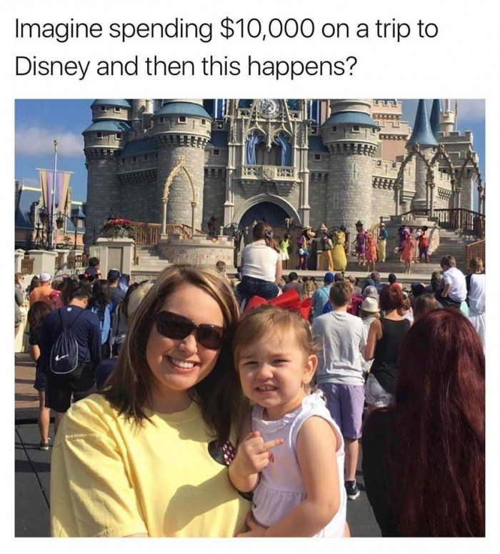 Disney fail