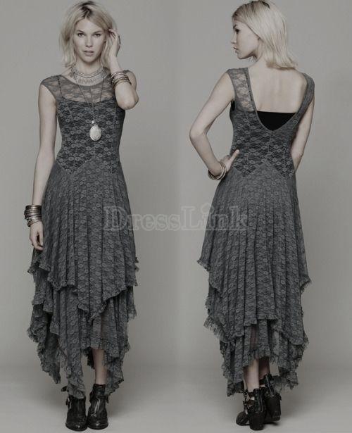 Mori-Witch - dark mori girl dress