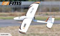 FMS 1280mm 4 CH Easy Trainer 1280 RC Trainer Airplane ( RTF)