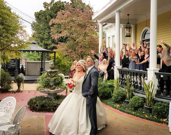 Stanley House Mansion In Marietta Is The Perfect Setting For Your Romantic Memorable And Affordable All Inclusive Wedding PackagesAtlanta