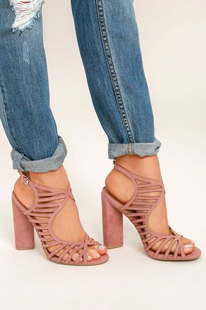 Fashion forward high heels at affordable prices? Lulus has what you're looking for! Shop this season's hottest high heel shoes: Wedges, pumps, peep toes & more!