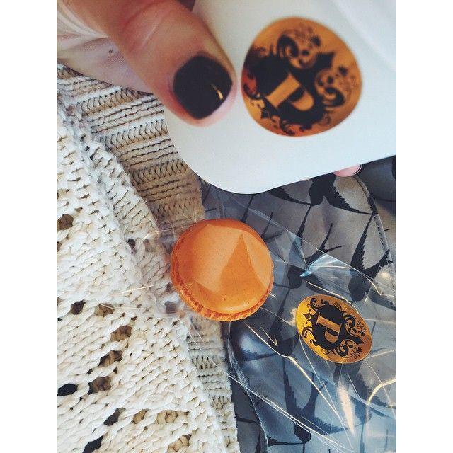 macaron from Patrisa Provence in Budapest More: https://instagram.com/drkuktart