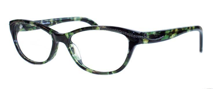 HELIUM 4237 GREEN MARBLE | Vogue Optical - 2nd Pair Free - Designer Glasses, 2 Year Guarantee