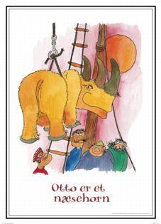 Ole Lund Kirkegaard - Otto er et næsehorn