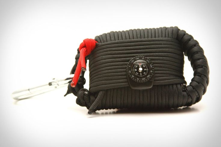 Marine-designed, USA-made Z.A.P.S. Survival Grenade is a compact, waterproofed kit designed to keep you alive in any situation.