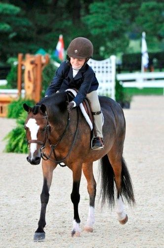 This will be my child and her pony one of these days.