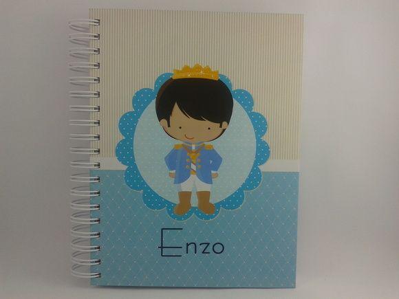 Caderno Personalizado 200 folhas