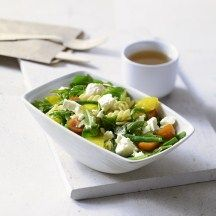 fr.WeightWatchers.be: recette Weight Watchers - Salade de pâtes aux poivrons, haricots et feta