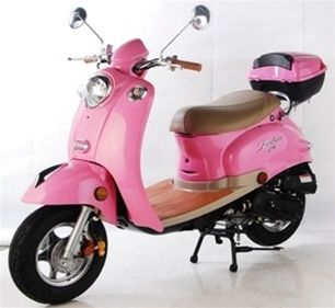 TaoTao Scooter 854.77 red or pink:)