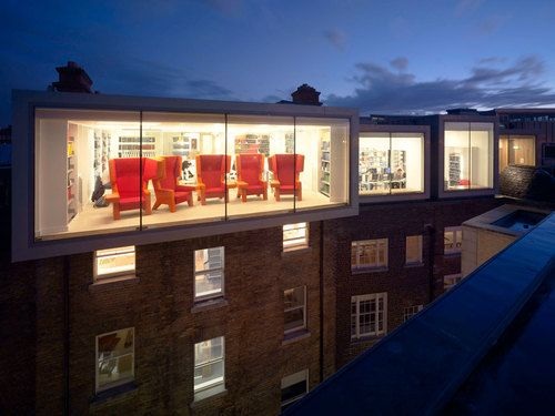 Dublin Dental Hospital and School /   McCullough Mulvin Architects