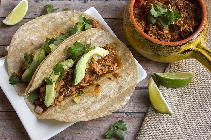 Recipe:+Slow+Cooker+Pork+Tacos