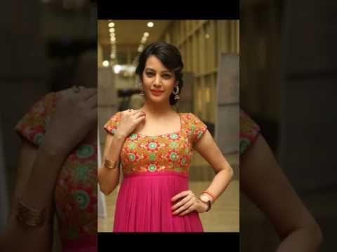 Diksha Panth At Araku Road Lo Audio Launch   HNO