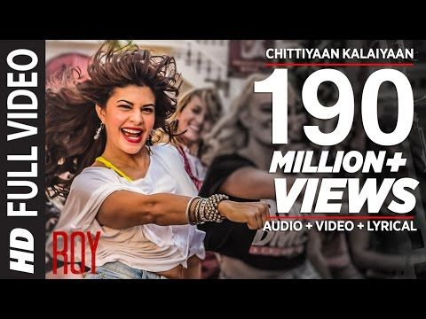 'Chittiyaan Kalaiyaan' FULL VIDEO SONG | Roy | Meet Bros Anjjan, Kanika Kapoor | T-SERIES - YouTube