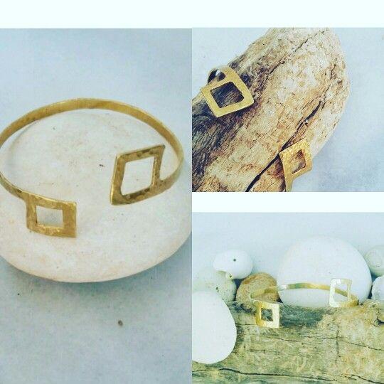 Handmade#goldplated#brachelet#