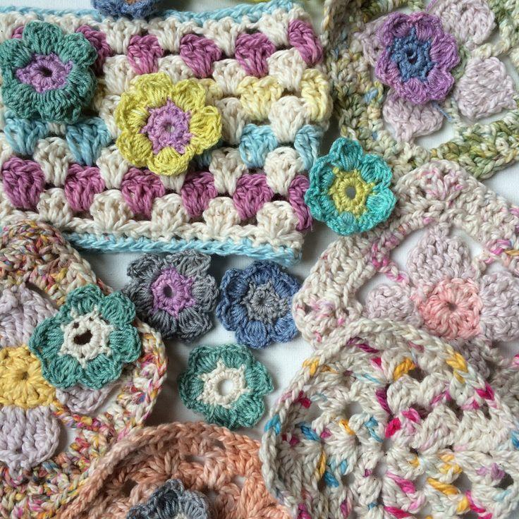 71 besten rustic lace square Bilder auf Pinterest   Häkelmotiv ...