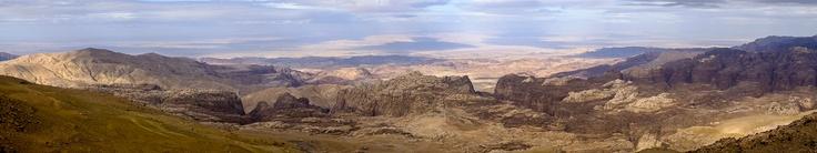 jordan mountains panorama -fuji x-e1