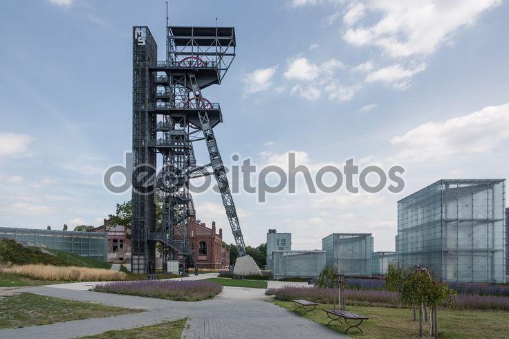 Polska, Katowice - Muzeum Śląskie — Obraz stockowy #118971768