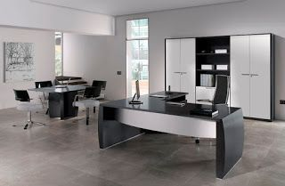 Bureau de direction design sigma décoration bureau en