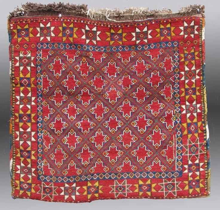 Uzbek or Arab Bag, Central Asia