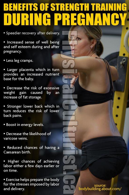 Benefits of Pregnancy