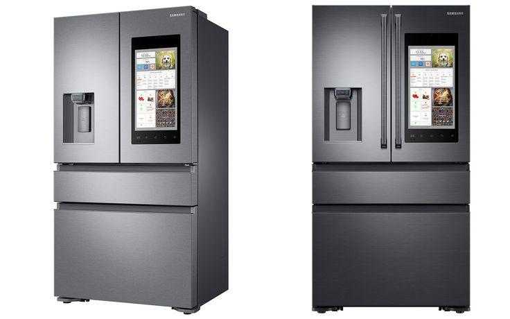 Samsung goes big on smart fridges with ten new models