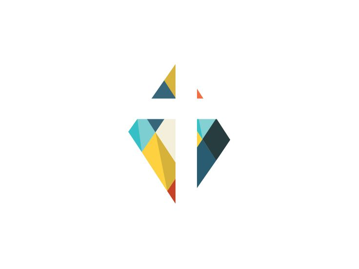christ community logo concept