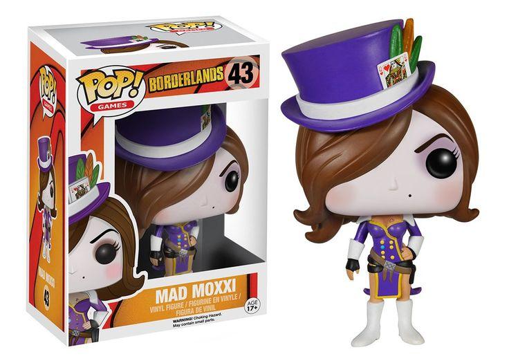 Pop! Games: Borderlands - Mad Moxxi