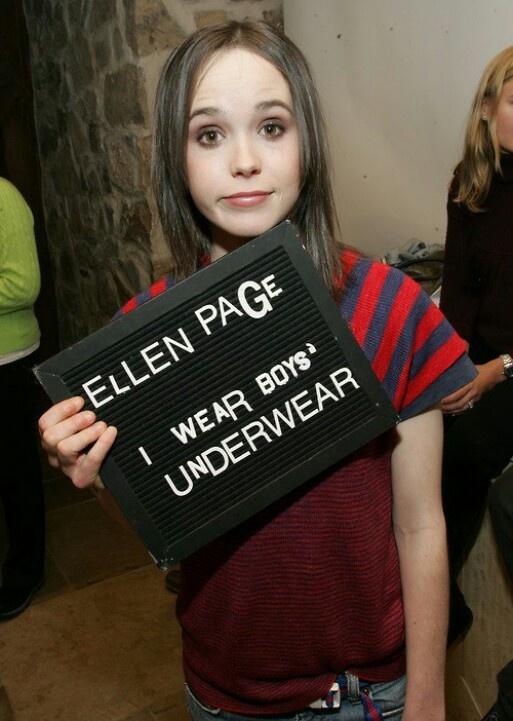 Boys underwear   Ellen Page   Pinterest   Boys, Boys underwear and ...