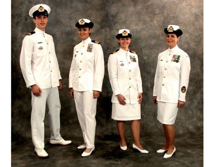 Us navy uniforms on Pinterest   Us navy rank insignia, Us ... - photo #29