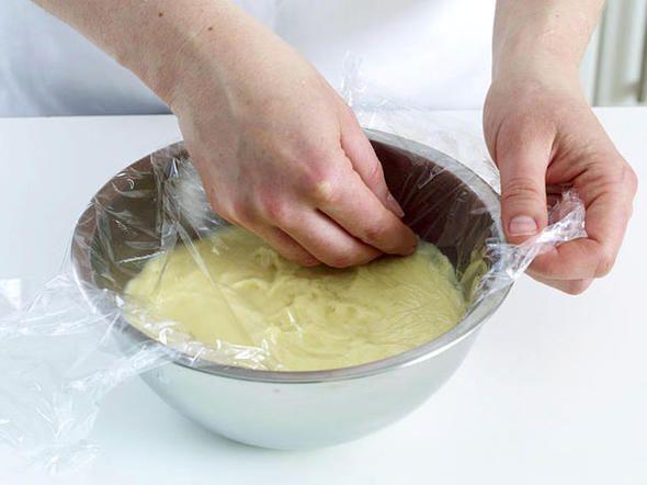 Puddingschnecken  - Schritt 1: